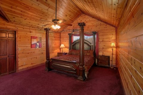 6 Bedroom Cabin with Luxury King Bedrooms - Pool and a View Lodge