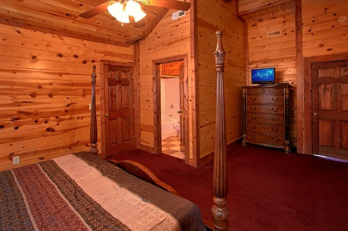 Premium Gatlinburg Cabin that Sleeps 24 Guests - Pool and a View Lodge