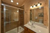 Large Walk in Showers with Two Shower Heads