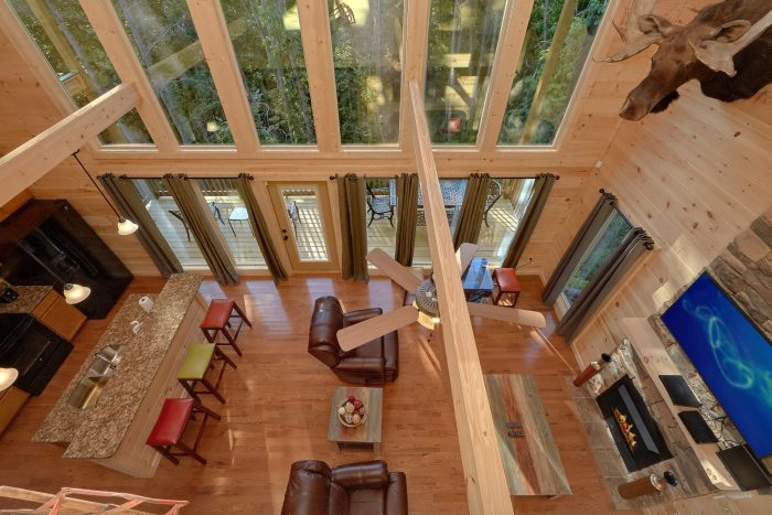 Pigeon Forge Cabin with Private Pool and Hot Tub - Pool N Around