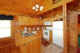 Fully Furnished Kitchen in Cabin