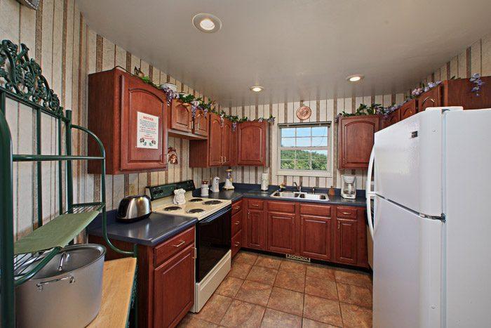 Well Equipped Kitchen - Queen Margaret