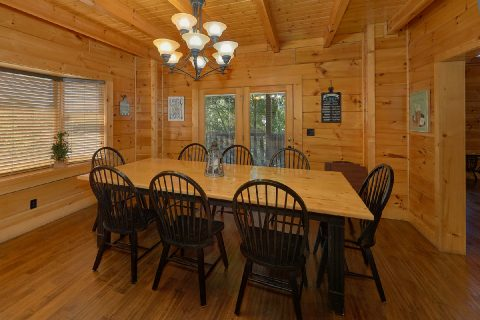 Large Open Kitchen and Dining Room - Quiet Oak
