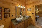 Spacious 6 Bedroom 5.5 BAth Cabin Sleeps 26