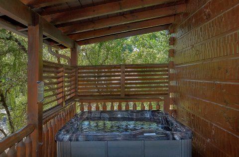 Private Hot Tub 6 Bedroom Cabin Quiet Oak - Quiet Oak