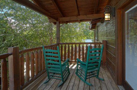Ouiet Oak 6 Bedroom Cabin Sleeps 26 - Quiet Oak
