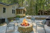 Spacious Cabin in Gatlinburg with Fire Pit