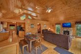 Premium Cabin with Sleeper Sofa and Fireplace