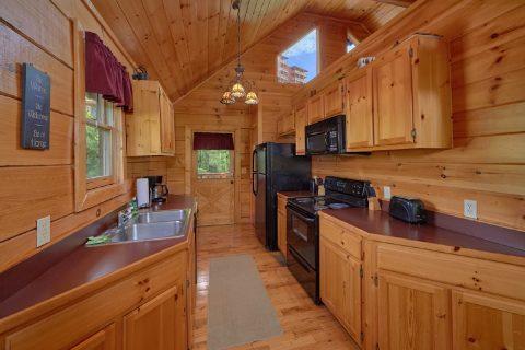 2 Bedroom Cabin rental with full Kitchen - Radiant Ridge