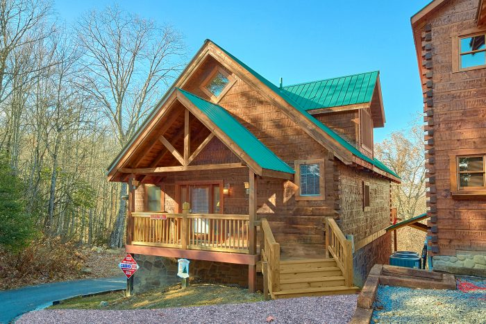 Rare Breed Cabin Rental Photo