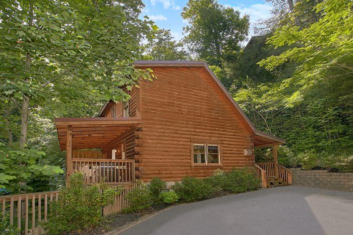2 Bedroom Cabin in Mountain Shadows Resort - Reclusive Moose