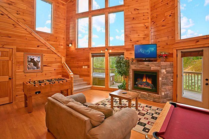 Cabin with Den - Rest Assured