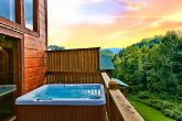 Hot Tub with Privacy Wall