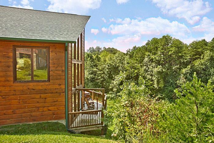 Cabin with Side Deck - Rest Assured