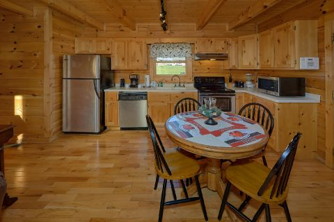 2 Bedroom Cabin with Dining for 4 - Rippling River