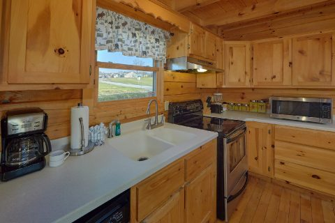 2 Bedroom Cabin with Fully Equipped Kitchen - Rippling River