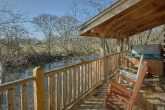 Rustic 2 Bedroom Cabin on the River