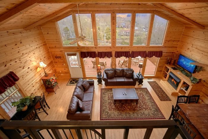 Premium 3 Bedroom cabin with Fireplace - River Breeze