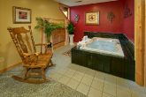 King Master Suite with Oversize Jacuzzi Tub