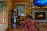 2 Bedroom Cabin Sleeps 6 With Hot Tub