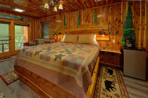 Cabin with 2 Master King Bedrooms and 2 Baths - River Edge