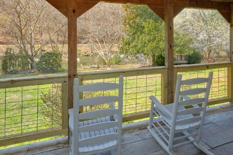 Semi Private 2 Bedroom Cabin on the River - River House