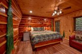 Premium Cabin on the river with a King Bedroom