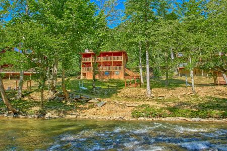 Almost There: 2 Bedroom Pigeon Forge Cabin Rental
