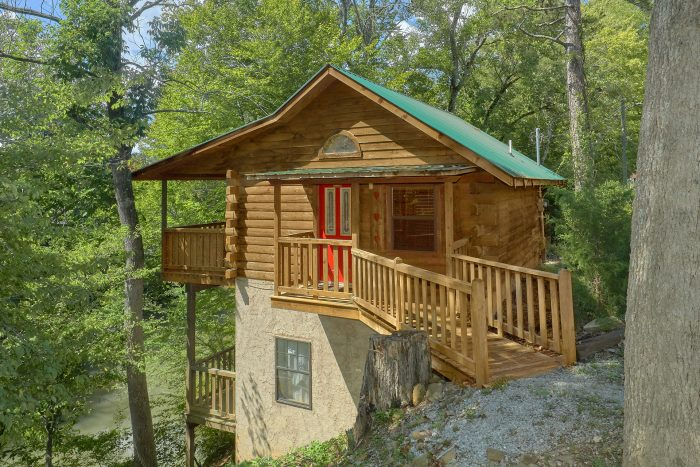 River Rush Cabin Rental Photo