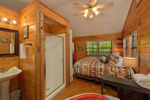 1Bedroom cabin with jacuzzi Tub and full bath - River Rush