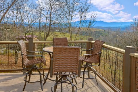 Luxurious 7 Bedroom with Mountain Views - Rocky Top Lodge