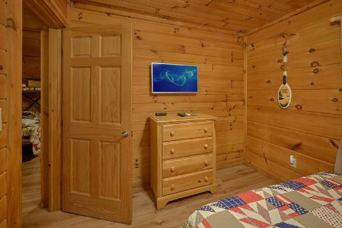 2 bedroom cabin with Pool Table and Game room - Running Creek