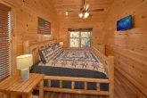 Luxury Cabin on the River with 2 King Bedrooms