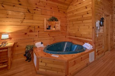Gatlinburg Cabins With Hot Tubs In The Smoky Mountains