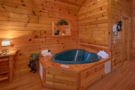 Bear Hugs II: 1 Bedroom Sevierville Cabin Rental