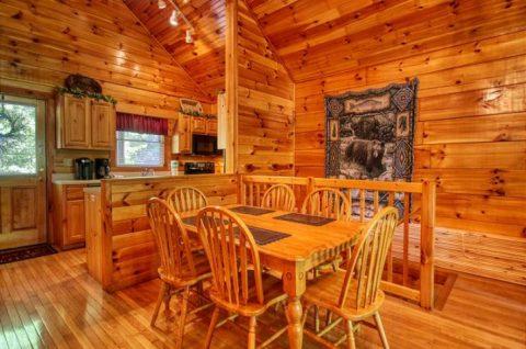 1 Bedroom Cabin Sleeps 5 Pigeon Forge - Saw'n Logs