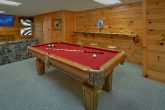Large Game Room with Pool Table 1 Bedroom