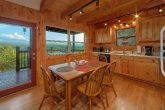 Cozy Dining Room overlooking the Mountains