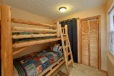 Cabin with Bunk Beds and Game Room