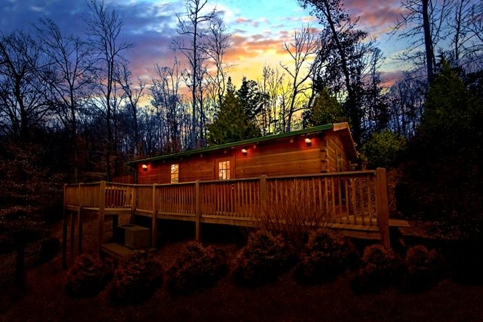 Secret Rendezvous Cabin Rental Photo
