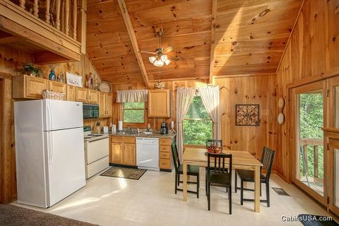 1 Bedroom Cabin with a Fully Equipped Kitchen - Serenity Ridge