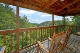 Rustic 1 Bedroom Cabin with Views near Dollywood