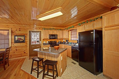 Kitchen Fully Equipped - Shakonohey