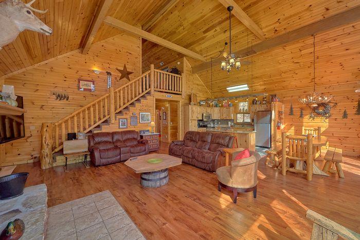 Wears Valley Cabin Sleeps 12 Spectacular Views - Simply Incredible