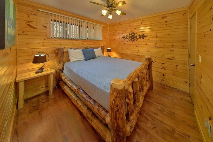 Large deck With Picnic Tables and Views - Simply Incredible