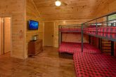 Open Loft Extra Sleeping 3 Bedroom Cabin
