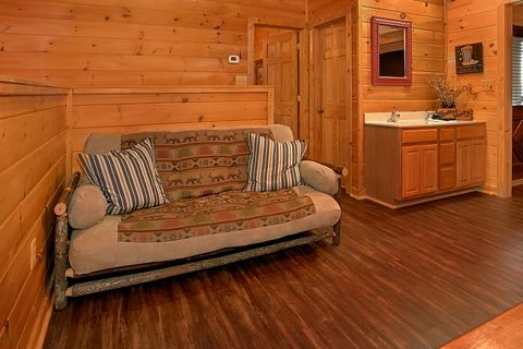2 Bedroom Cabin with Theater Room and Arcade - Simply Irresistible