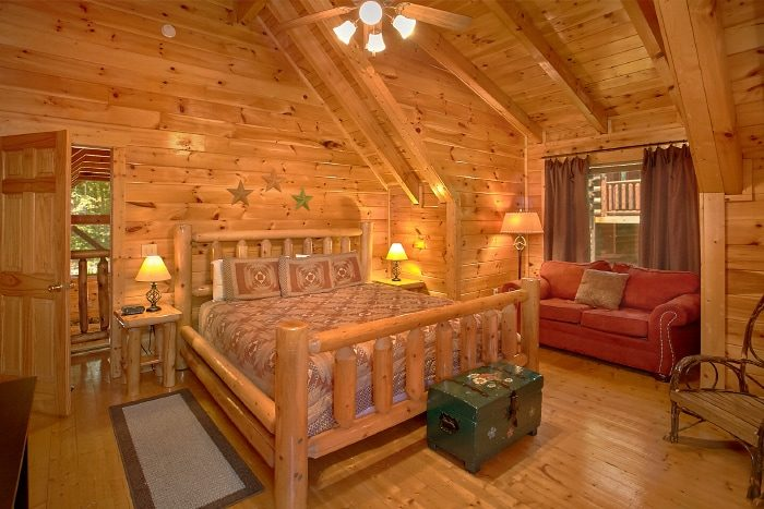 4 Bedroom Cabin with Private Master Suite - Simply the Smokies