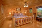 Cabin with King Bedroom with Private Deck