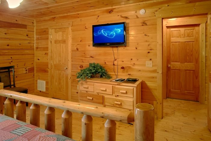 4 Bedroom Cabin with Large King Beds - Simply the Smokies
